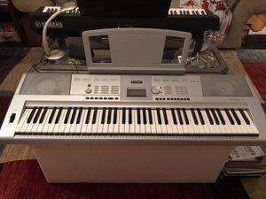 Yamaha DGX 205 Keyboard for Sale in Swissvale, PA