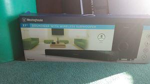 Soundbar subwoofer for Sale in Bakersfield, CA