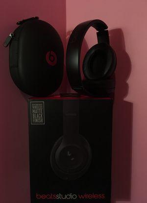 Beats Studio Wireless 2 Matte Black for Sale in Joliet, IL