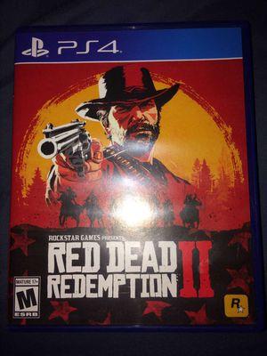 Red dead 2 for Sale in Phoenix, AZ