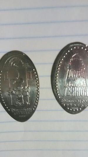 "Rare MGM Studios ""Tower Of Terror"" Pressed Quarters for Sale in Las Vegas, NV"