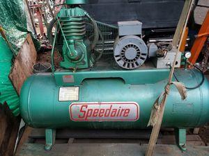 Speedaire compressor for Sale in Junction City, OR