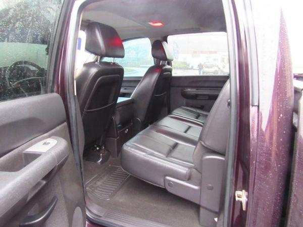 2008 Chevrolet Silverado 1500 Crew Cab