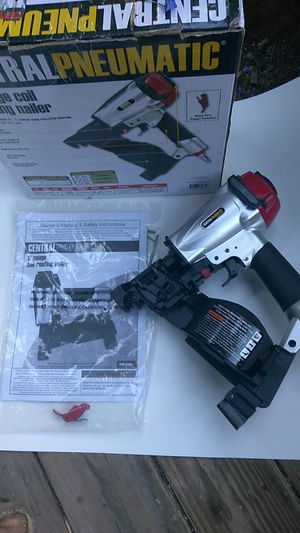 11 gauge coil roofing nailer for Sale in Lake Worth, FL