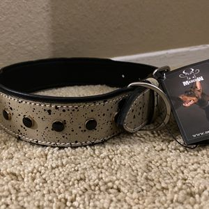 """Leather 20"""" Dog Collar (1.5"""" Wide) Brand New for Sale in Fullerton, CA"""