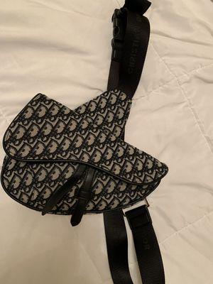 DIOR OBLIQUE SADDLE BAG for Sale in Dunwoody, GA