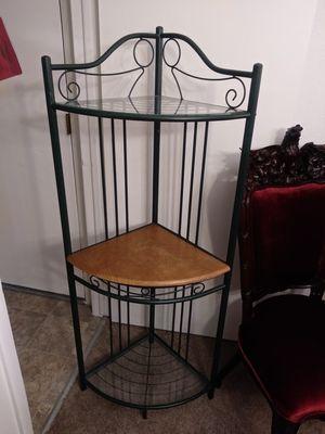 Indoor/Outdoor Corner Shelf for Sale in Thornton, CO