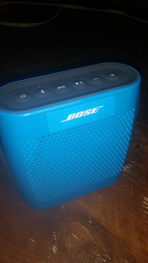 BOSE COLOR SOUNDLINK BLUETOOTH SPEAKER for Sale in Dallas, TX