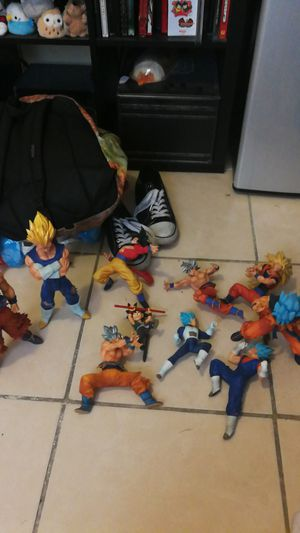 Dragon ball Z & super figures for Sale in North Miami Beach, FL