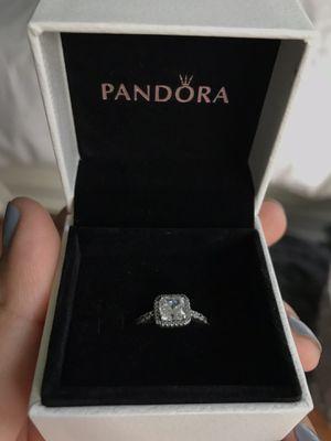 Pandora Silver Ring for Sale in Centreville, VA