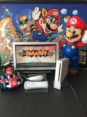 Nintendo Wii Modded With Over 6000 Games for Sale in El Monte, CA