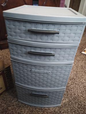Plastic drawer s for Sale in Lakeland, FL
