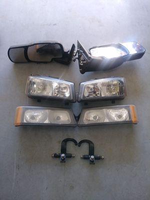 Chevy silverado parts for Sale in Puyallup, WA