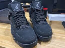 Black cat 4s (11.5 in men's) for Sale in Arlington, TX