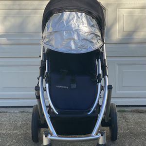 Uppababy Vista Stroller for Sale in South San Francisco, CA