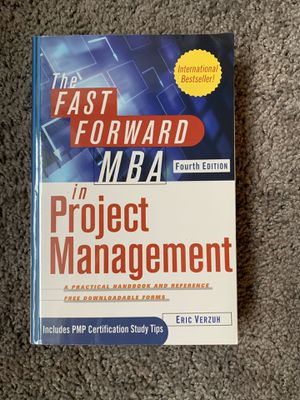 Project management book for Sale in Bothell, WA