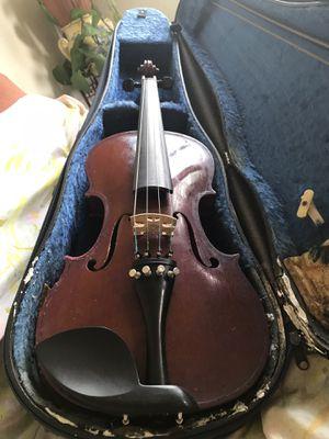 German violin 4/4 old for Sale in Carlsbad, CA