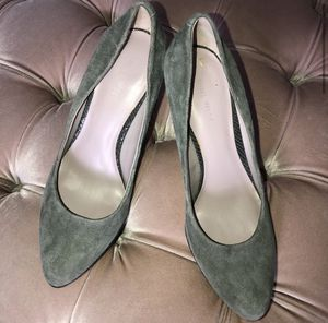 Nine West Suede Heeled Shoes US Size 9 for Sale in Fairfax, VA