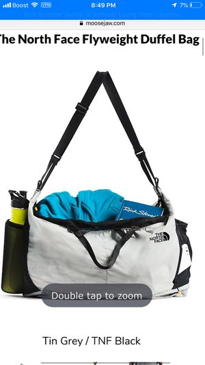 North Face Flyweight Duffle Bag 27liter**Blue** for Sale in Portland, OR