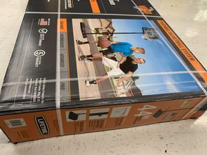 *IN BOX* Lifetime Adjustable basketball Hoop for Sale in Katy, TX
