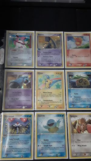 (19) CARD POKEMON CARD COLLECTION / PERFECT CONDITION for Sale in Tamarac, FL