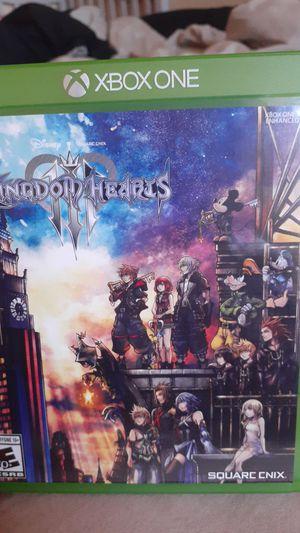 Kingdom of Hearts 3 Xbox One for Sale in Phoenix, AZ