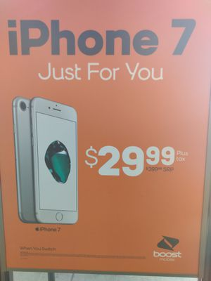 IPhone 7 for 29.99 for Sale in Spokane, WA
