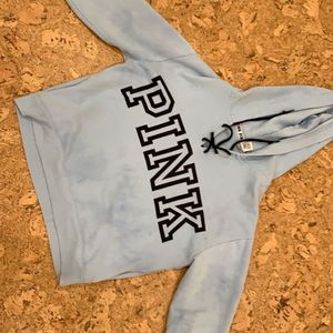 Light blue hoodie from Pink for Sale in Chula Vista, CA