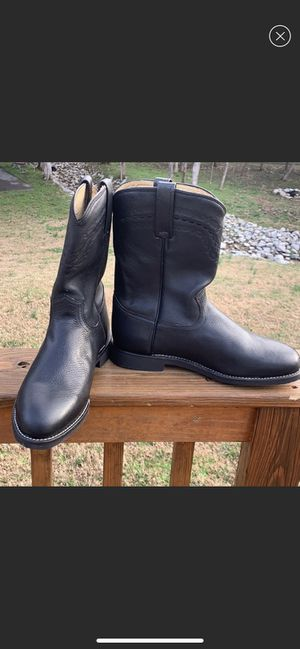 Justin Tekno boots-Size 11 EE for Sale in Mt. Juliet, TN