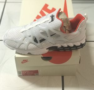 Nike Air Kukini Spiridon Cage 2 Stussy White Brand new/DS for Sale in Alhambra, CA