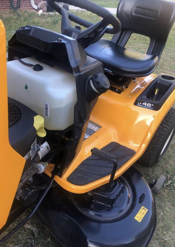 Cub Cadet XT1 Enduro Series LT 42 in. 18 HP Kohler Hydrostatic Gas Front-Engine Riding Lawn Tractor-California Compliant