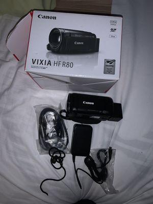Canon Vixia HF R80 Camcorder for Sale in Honolulu, HI
