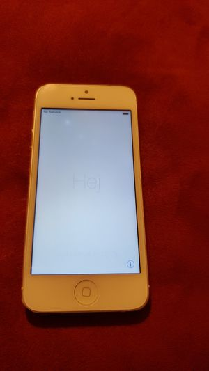 iPhone 5 for Sale in Dundee, FL