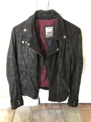 Harley Davidson Women's Haunt Leather Jacket - Medium for Sale in Hamilton Township, NJ