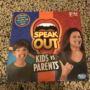 Board game speak out for Sale in Irvine, CA