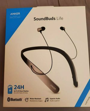 Anker Soundbuds Life , Black for Sale in Tacoma, WA