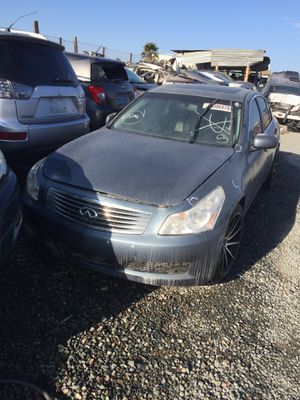 2008 infinity G35 for parts for Sale in Chula Vista, CA
