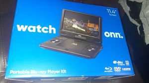 Watch onn portable DVD blu ray player kit for Sale in Winter Garden, FL