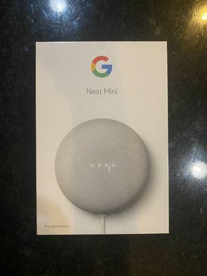 Google Nest Mini sealed for Sale in Fresno, CA