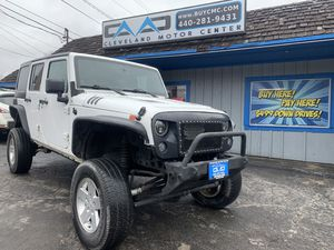2012 JEEP WRANGLER UNLIMI for Sale in Elyria, OH
