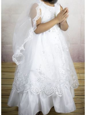 Baptism/Confirmation Sequin Dress for Sale in Aurora, CO
