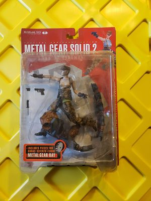 Mcfarlane Metal Gear Solid 2 Olga action figure for Sale in Crystal City, MO