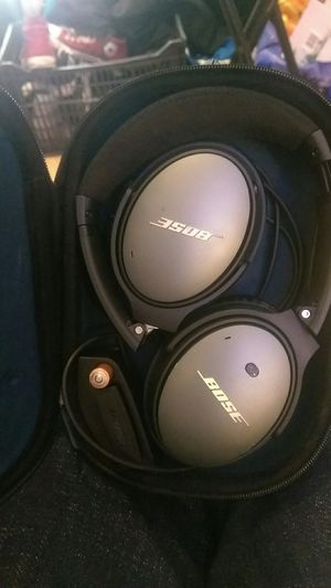 Bose headphones for Sale in Lakeside, CA