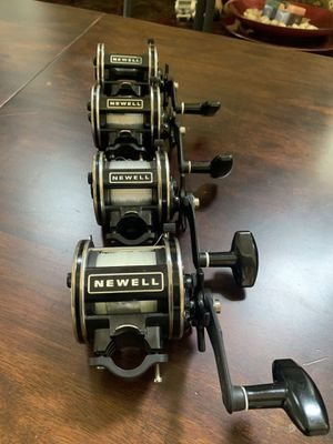Newell Fishing Reels for Sale in San Diego, CA