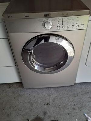 LG trom electric dryer for Sale in Warwick, RI