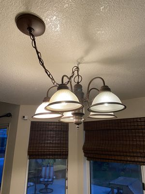 Light fixture for Sale in Chino, CA