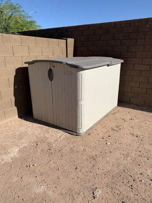 Suncrest Storage Shed - less than year old for Sale in Gilbert, AZ