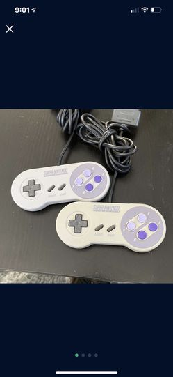 Snes Super Nintendo Controllers  for Sale in El Monte, CA