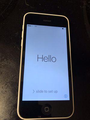 iPhone 5c cell phone for Sale in Marietta, GA