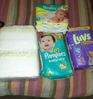 Pampers for Sale in Dallas, TX